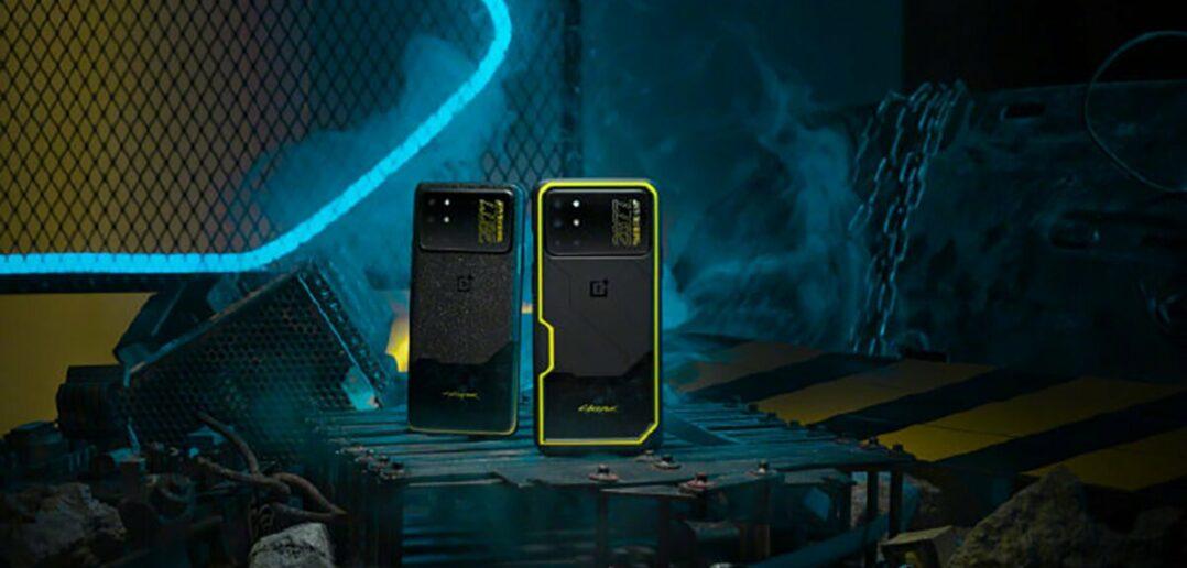 Με νότες Cyberpunk 2077 η special έκδοση του OnePlus 8T