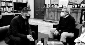Συστράτευση στο ποδόσφαιρο ζητά ο Θοδωρής Ζαγοράκης