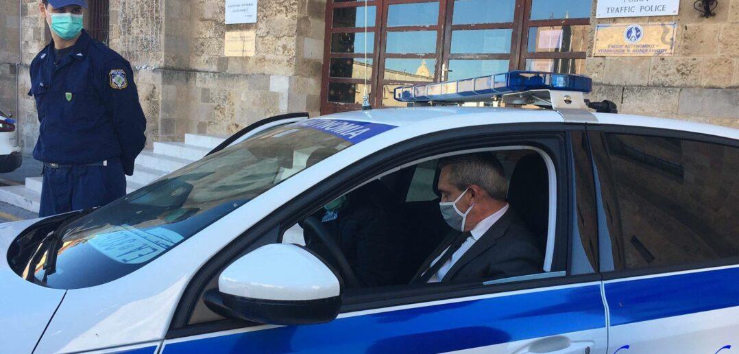 Προκηρύσσεται από την Περιφέρεια το έργο της επισκευής και συντήρησης κτιρίων της Αστυνομίας Ρόδου