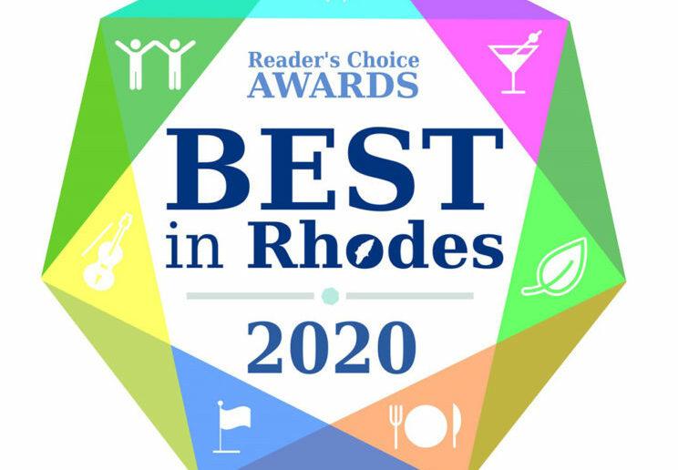 Ολοκληρώνεται η διαδικασία των Best in Rhodes | Reader's Choice Awards 2020 Η ώρα του Πολιτισμού και της Κοινωνίας
