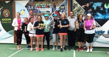 Συγχαρητήρια στον Ροδιακό Όμιλο Αντισφαίρισης από τη Διεθνή Ομοσπονδία