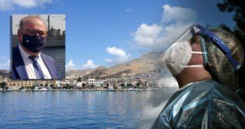 Κάλυμνος - Έπαρχος: Ποιος αρραβώνας; Συνωμοσιολόγοι και αρνητές κορονοϊού μας έφεραν εδώ