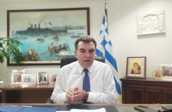 Μάνος Κόνσολας: Nέο πρόγραμμα με κεφάλαιο κίνησης έως 50.000 ευρώ στις μικρές επιχειρήσεις