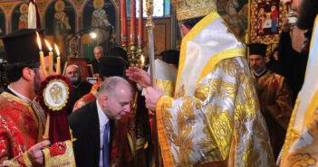 """ντώνης Καμπουράκης:""""Αποτελεί τιμή για το πρόσωπό μου, η εμπιστοσύνη του Οικουμενικού Πατριάρχη να συμμετέχω στο Δ.Σ της αδελφότητας «Παναγία η Παμμακάριστος»"""