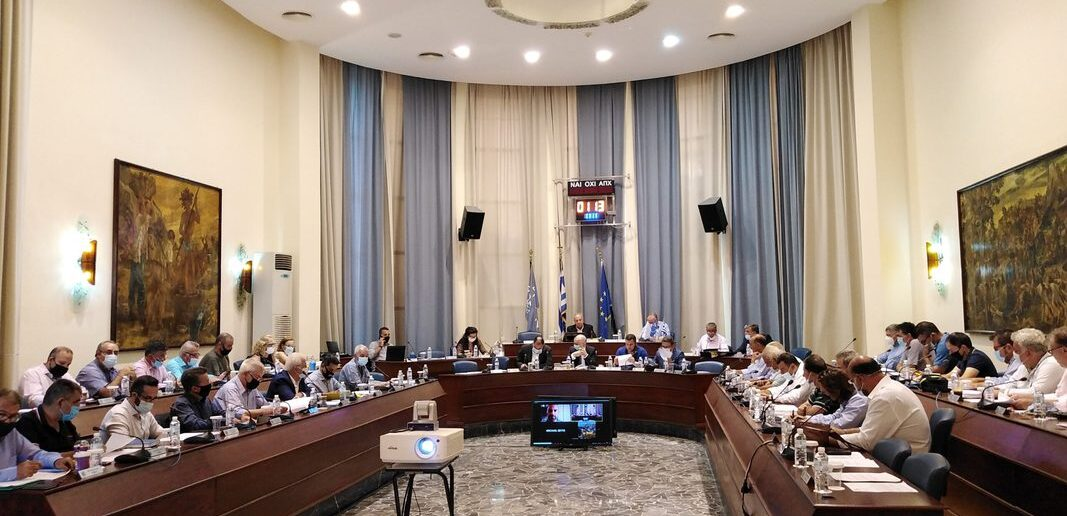 Τριπλή συνεδρίαση του δημοτικού συμβουλίου Ρόδου