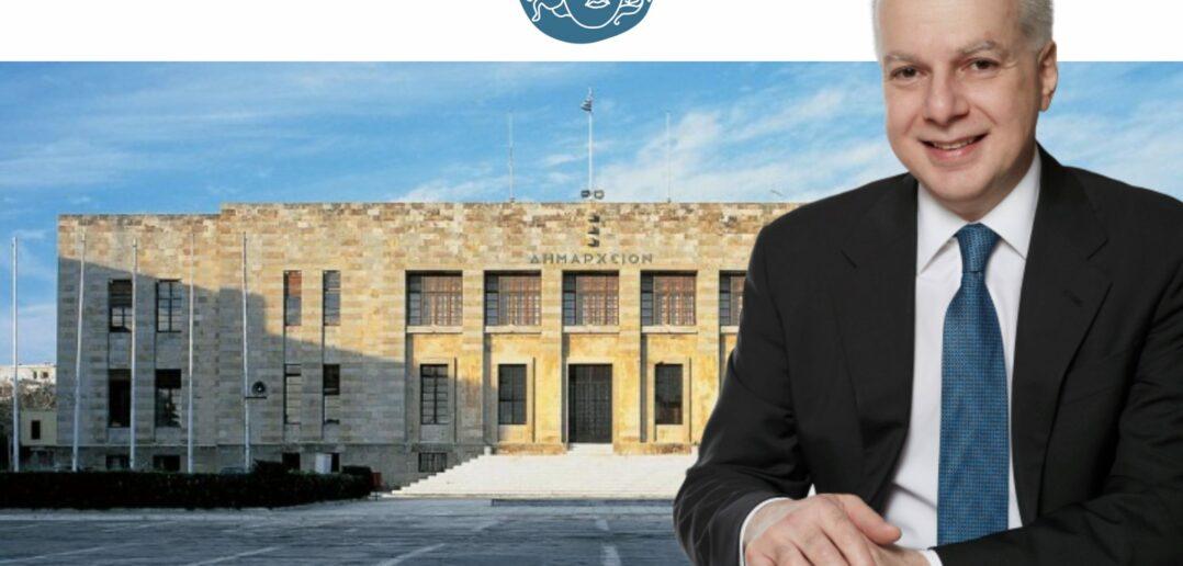 """Α.Καμπουράκης : Αποσύρονται οχήματα """"φαντάσματα"""" από τον δήμο Ρόδου"""