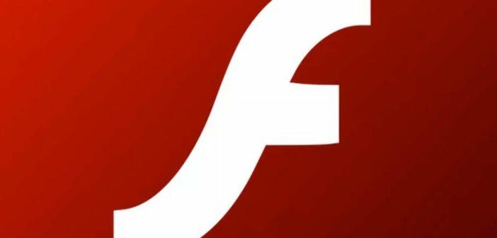 Adobe Flash τέλος