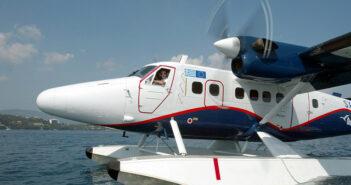 Το 2021 οι πρώτες πτήσεις με υδροπλάνα Έντονο επενδυτικό ενδιαφέρον