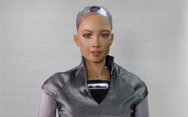 Προς μαζική παραγωγή η «Sophia», το «κοινωνικό ρομπότ»