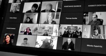 Δεν άντεξε τα αποκαλυπτήριά του ο Μανώλης Γλυνός και αποχώρησε από τη συνεδρίαση του Περιφερειακού Συμβουλίου