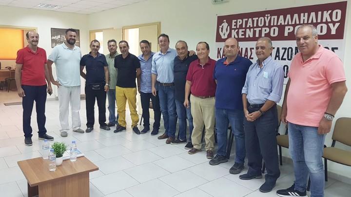 Κοινή επιστολή των Εργατικών Κέντρων Ρόδου και Κρήτης σε υπουργούς
