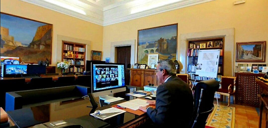 Την κατεπείγουσα δημοπράτηση του έργου αποκατάστασης του Κτηματολογίου Ρόδου, αποφάσισε σήμερα η Οικονομική Επιτροπή της ΠΝΑΙ