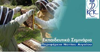 Σεμινάρια Μελισσοκομίας από το ΚΕΚ Γεννηματά