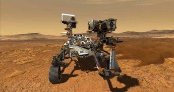 Το Perseverance πλησιάζει στον Άρη