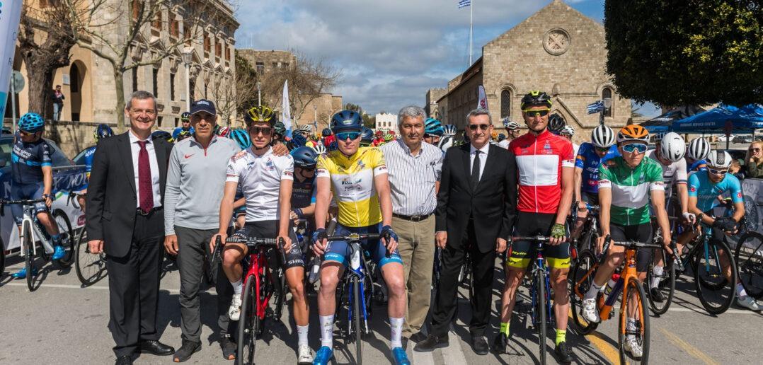 Σε όλα άριστα πήρε η διοργάνωση των διεθνών αγώνων ποδηλασίας 2020