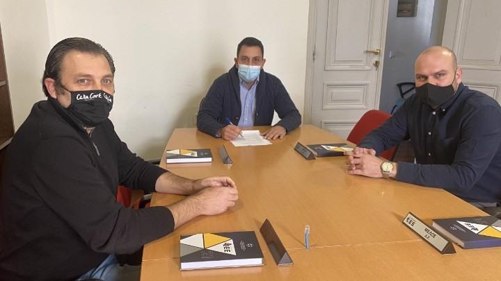 Υπεγράφη η Προγραμματική Σύμβαση μεταξύ ΤΕΕ Δωδεκανήσου και Υπουργείου Δικαιοσύνης, για το Κτηματολόγιο Ρόδου