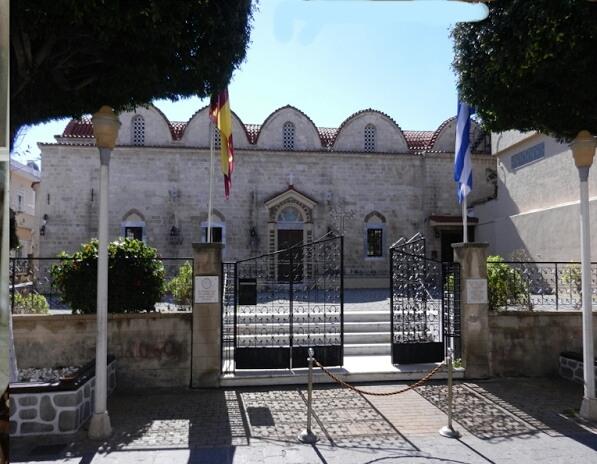 Από την Περιφέρεια Νοτίου Αιγαίου η χρηματοδότηση της επισκευής του Μητροπολιτικού Ναού των Εισοδίων , στην πόλη της Ρόδου