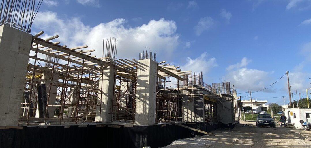 Με γοργούς ρυθμούς εξελίσσονται οι εργασίες κατασκευής Βρεφονηπιακού Σταθμού στην ΔΕ Καλλιθέας
