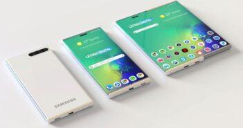 Η Samsung Display θα αναπτύξει rollable και συρόμενες οθόνες για το 2021