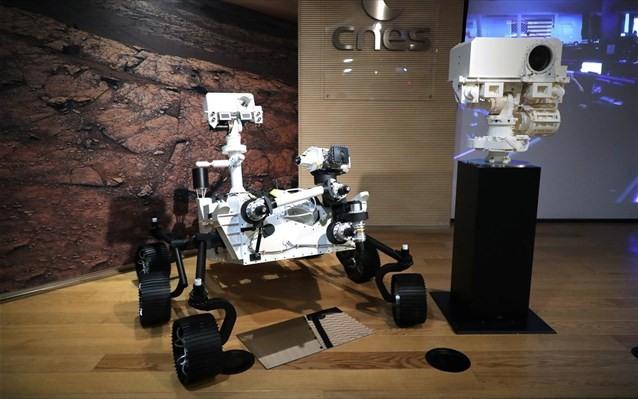 Ο «Πέρσι» προσεδαφίστηκε με επιτυχία στον Άρη και ψάχνει για ζωή