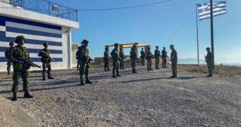 Οι Ένοπλες Δυνάμεις στο πλευρό των κατοίκων ακριτικών νησιών