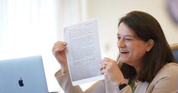 Νίκη Κεραμέως: Τι της ζήτησαν μαθητές νηπιαγωγείου από την Κάρπαθο - Η σπαρταριστή επιστολή
