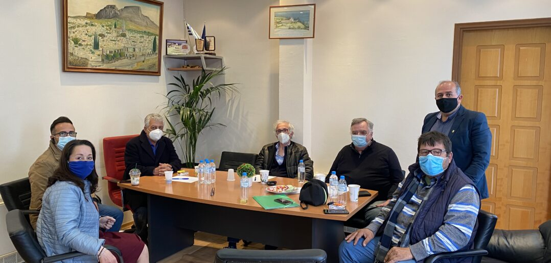 Συντονιστής η Περιφέρεια για την επίλυση των προβλημάτων των ελαιοτριβείων