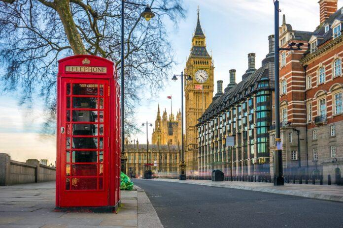 Βρετανία ταξίδια