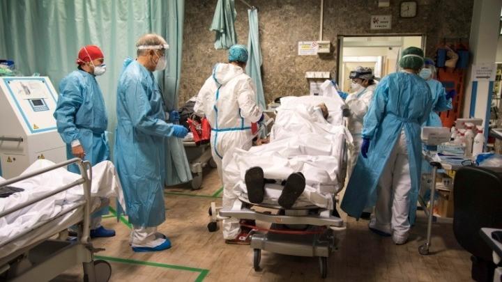 Ασφυξία στα νοσοκομεία