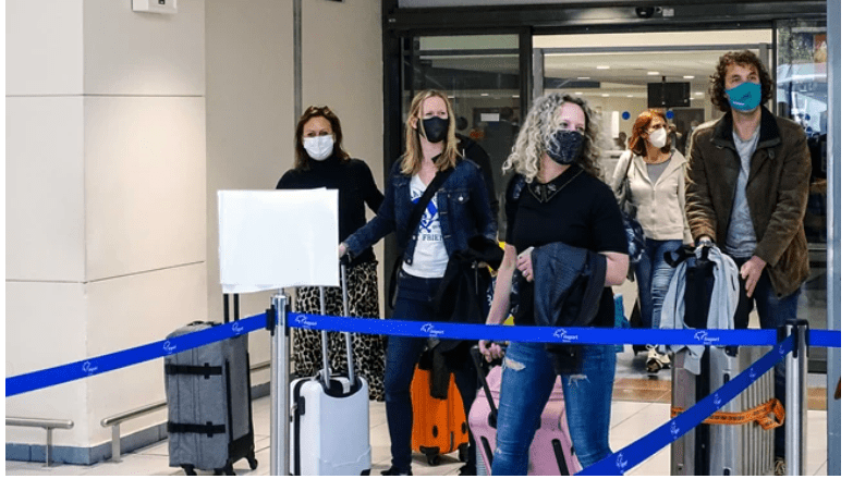 Ρόδος Ολλανδοί τουρίστες