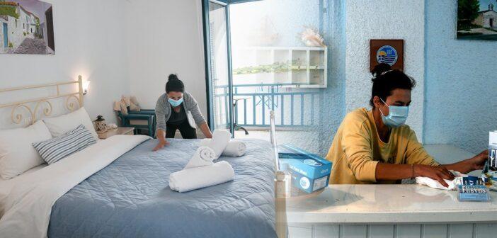 ξενοδοχεία ή καταλύματα καραντίνας