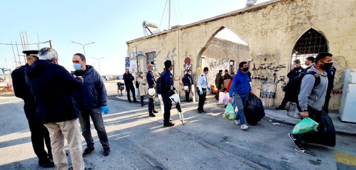 Χατζημάρκος απομάκρυνση των μεταναστών και προσφύγων που βρίσκονται στα παλιά σφαγεία της Ρόδου