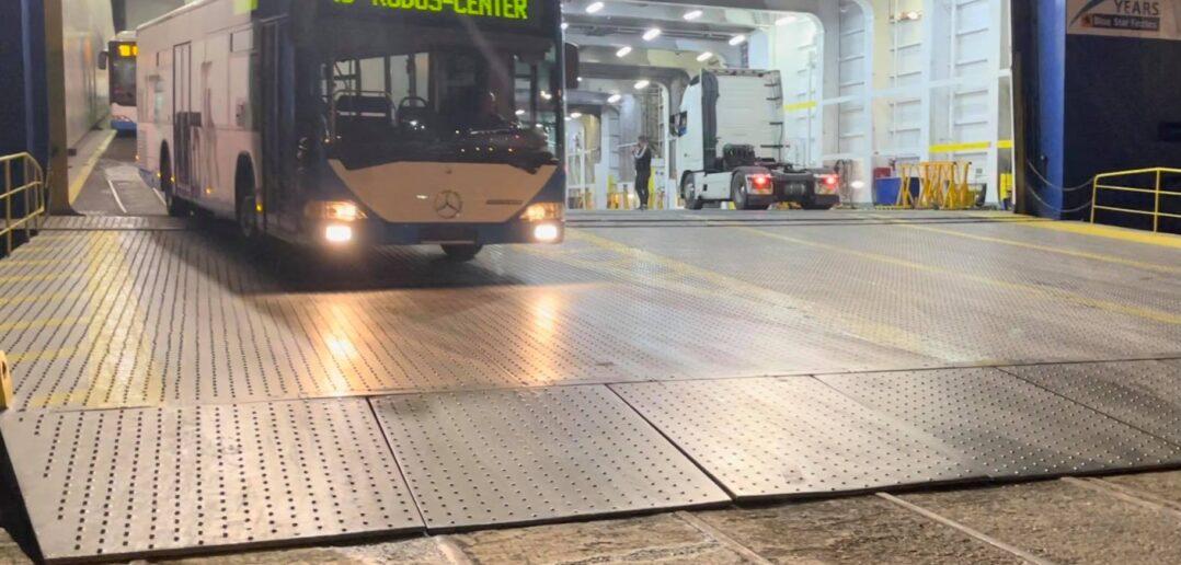 Νέα λεωφορεία ΔΕΣ ΡΟΔΑ