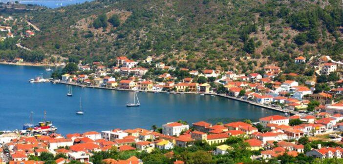 ελληνικά νησιά Ιθάκη