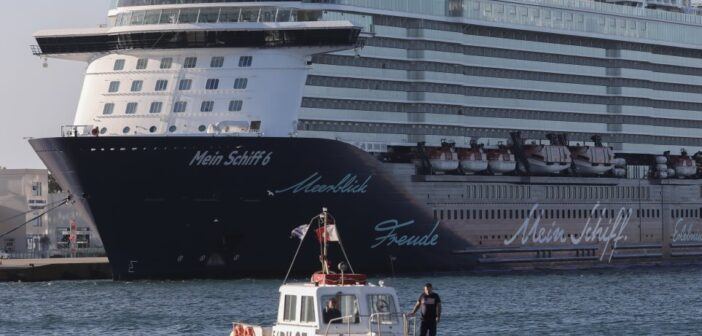 TUI και Aida ξεκινούν τις κρουαζιέρες στα ελληνικά νησιά
