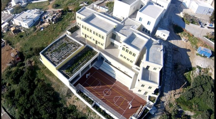 Σύρος σχολείο Βάρης