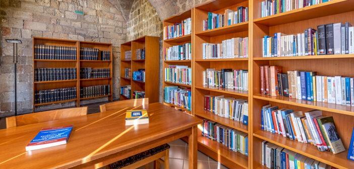 Βιβλιοθήκη Ρόδου