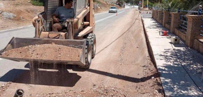 """ΔΕΥΑΡ : """"Aντικατάσταση του δικτύου ύδρευσης στην περιοχή Πεύκων"""