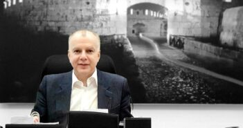 Δήμαρχος Ρόδου Αντώνης Καμπουράκης