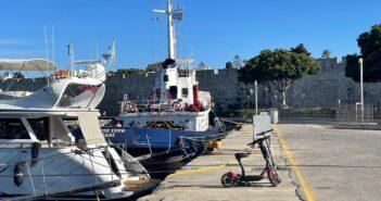 """Με """"σκόπιμα"""" εμπόδια ξεκινάει το yachting στη Ρόδο."""