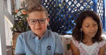 Οι μαθητές από τη Λέρο που έγραψαν κώδικα για τον Διεθνή Διαστημικό Σταθμό