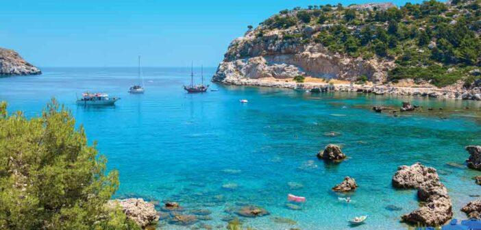 Ρόδος διακοπές τουρισμός