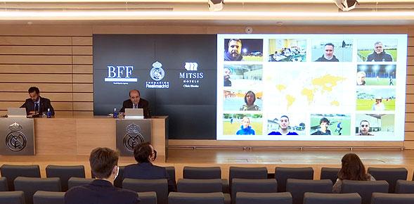 Συνεργασία Ομίλου Mitsis Hotels με το Real Madrid Foundation για ποδοσφαιρικό προπονητικό camp στη Ρόδο