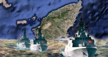 Τουρκία NAVTEX για άσκηση με πραγματικά πυρά κοντά στη Ρόδο
