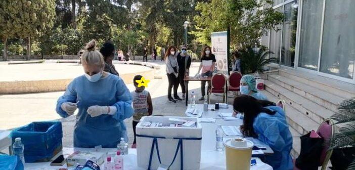 Ολοκληρωμένη Ιατρική Παρέμβαση Προληπτικών Εξετάσεων «ΥΓΕΙΑ ΓΙΑ ΟΛΟΥΣ» από το Δήμο Ρόδου σε συνεργασία με την ΑΜΚΕ Πρόληψης & Προαγωγή Υγείας