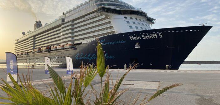 mein-schiff 5 Λιμάνι Ρόδου