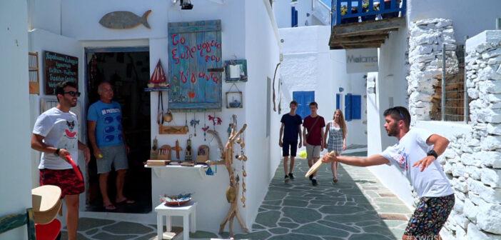 Αφιερωμένη στα νησιά του Νοτίου Αιγαίου η εκπομπή «Χωρίς πυξίδα», που κάνει πρεμιέρα την Κυριακή στην ΕΡΤ 2