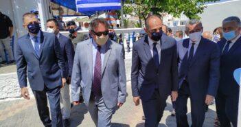 Μήνυμα Γεραπετρίτη σε Τουρκία από την Κάσο: Καμία παραχώρηση στην κυριαρχία μας