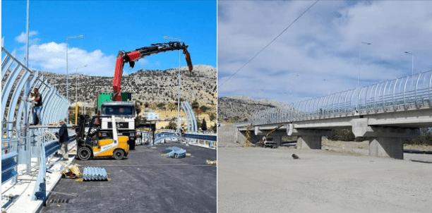 Γεφυρα Μακαρη Χαρακι