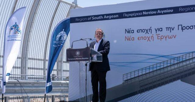 Καραμανλής Ρόδος Έρχεται η νέα οδική σύνδεση του αεροδρομίου με την πόλη